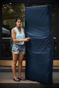 Emma Sulkowicz (Andrew Burton/Getty Images)
