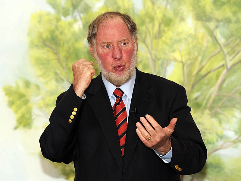 Robert Putnam at US Embassy-Israel
