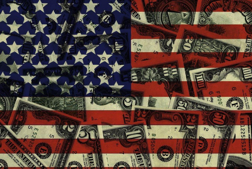 Digital composition / Financial crisis / Bank notes