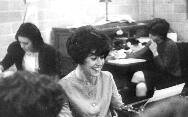 Nora Ephron at Wellesley
