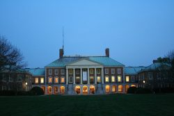 Wake Forest University- Reynolda Hall