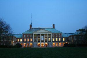Wake Forest University- Reynolda Hall