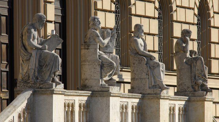 4 philosophers