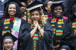 University of Texas Black Graduation Ceremony - 2018