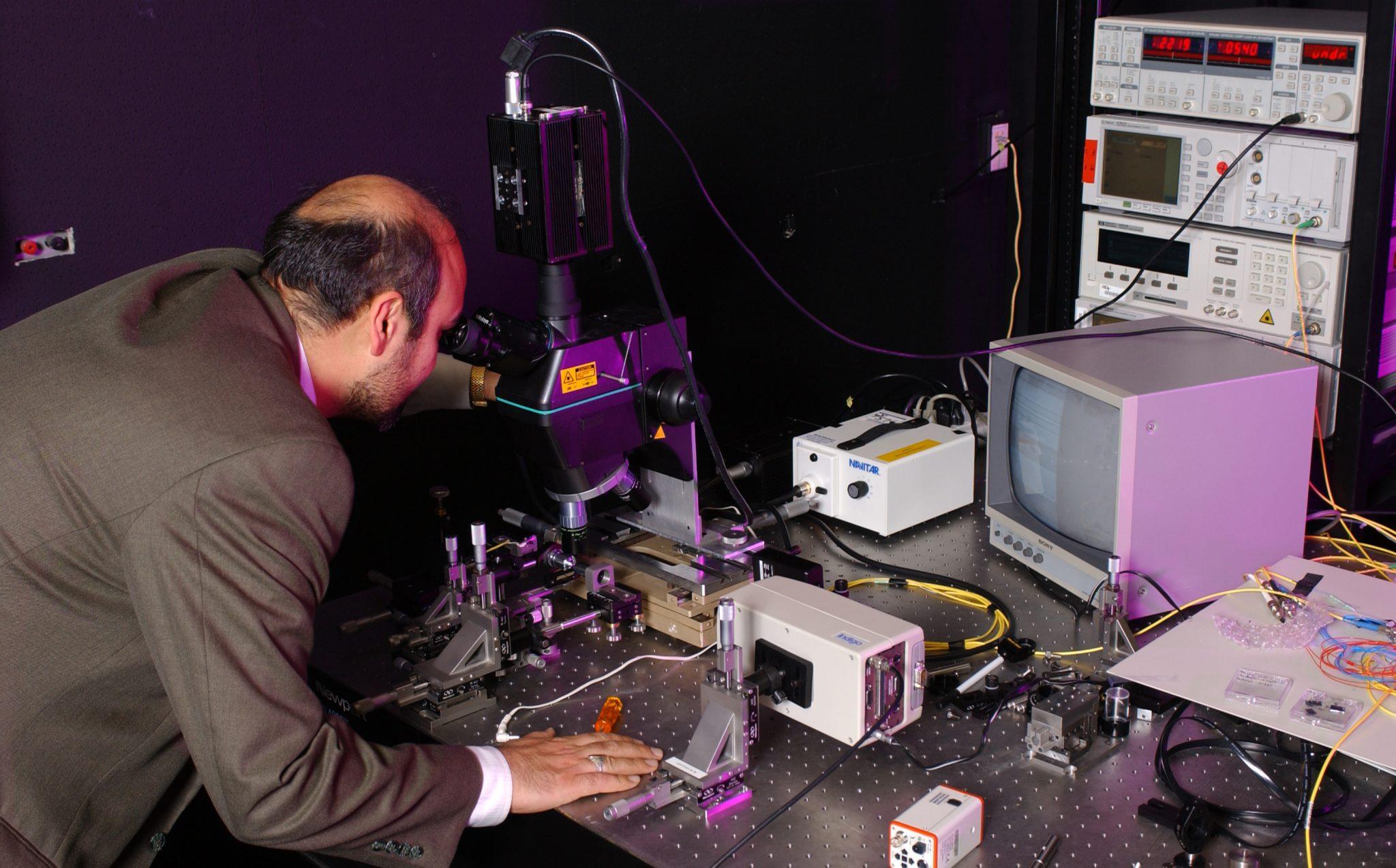 Darpa image on spectrometers